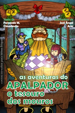 As aventuras do Apalpador. O tesouro dos mouros