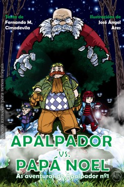 As aventuras do Apalpador. Apalpador vs. Papá Noel